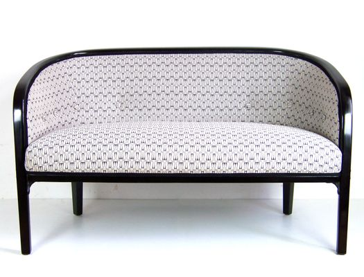 975 Viennese Secession Sofa By Josef Hoffmann For Jacob Kohn 1910s