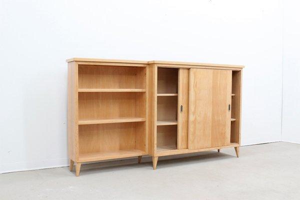 Credenzas Modernas Para Recibidor : Mueble de recibidor italiano mid century abedul en venta pamono