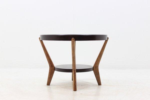 Vintage Coffee Table By Karel Koželka Antonín Kropáček