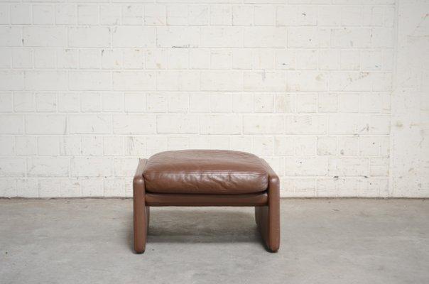 Tremendous Vintage Ds36 Pouf Aus Leder Von De Sede Pdpeps Interior Chair Design Pdpepsorg