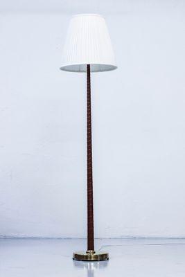 Vintage Floor Lamp By Hans Bergström Sweden 1940s 1