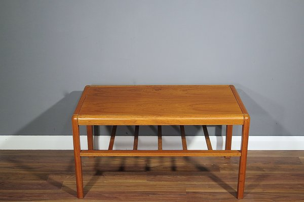 Awe Inspiring Mid Century Danish Two Tiered Coffee Table Ocoug Best Dining Table And Chair Ideas Images Ocougorg