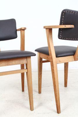 vintage domus armchair by ilmari tapiovaara rh pamono com Black Leather Black Leather