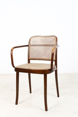 Josef Hoffmann Design.Model A811 Armchair By Josef Frank And Josef Hoffmann For Thonet 1920s
