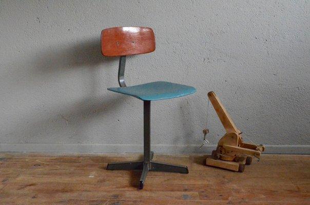 Pour Vintage De Bureau Med Chaise Enfant Ero xedrCBo