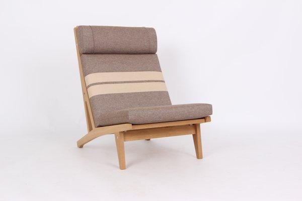Wegner Sessel ge375 sessel aus eichenholz von hans j. wegner für getama, 1960er