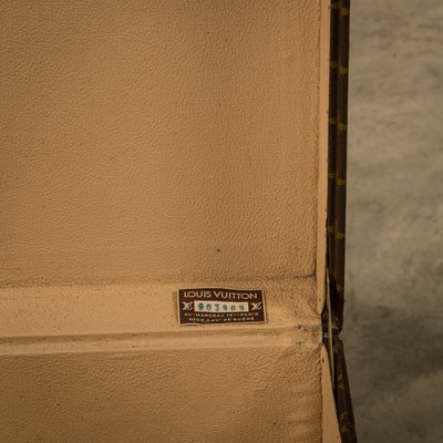 Valigia vintage di Louis Vuitton in vendita su Pamono fcab0cf327a7