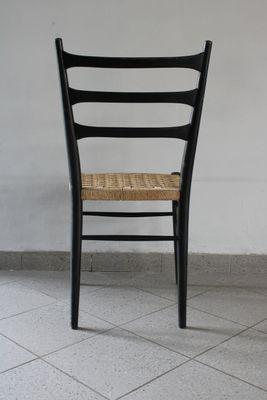 Chaise DAppoint Par Gio Ponti