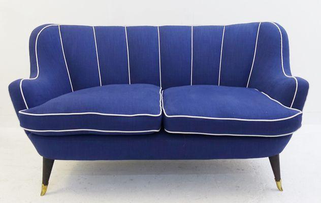 Vintage Italian Sofa for sale at Pamono