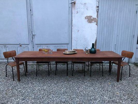 58f0893e2b017 Large Antique Farmhouse Table 2
