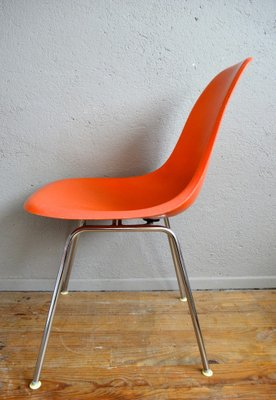 by Chair Eames Orange Miller1960s Herman CharlesRay DSX for zVMSpU