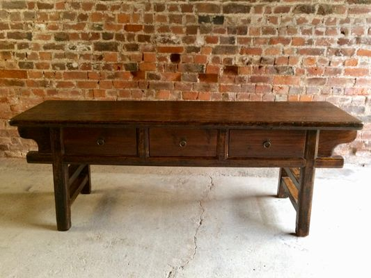 Antique Chinese Console Table 1