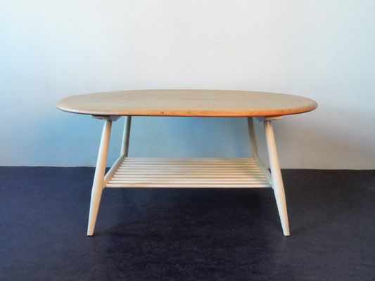 Model 454 Coffee Table By Lucian Ercolani For Ercol 1960s