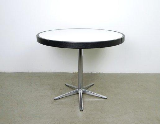 Tavolo Di Ufficio : Tavolo da ufficio rotondo di delta design per wilkhahn anni