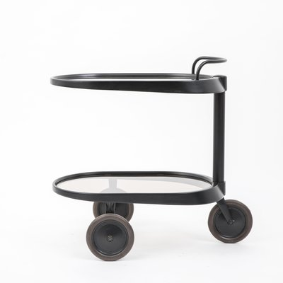 Vintage Bar Cart >> Vintage Bar Cart By Enzo Mari For Alessi For Sale At Pamono