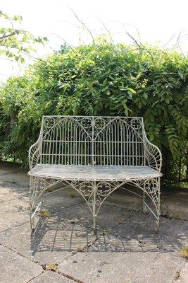 Incredible Garden Bench 1930S Alphanode Cool Chair Designs And Ideas Alphanodeonline