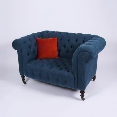 Antique Chesterfield Sofa 2