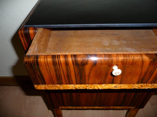 Small Art Deco Cabinet For Sale At Pamono