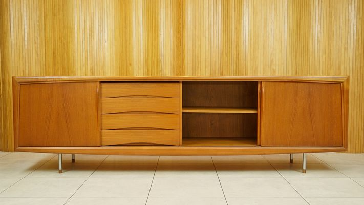 Sessel Dã¤Nisches Design | Da Nisches Vintage Sideboard Aus Teak Von Gunni Omann Fa R Axel