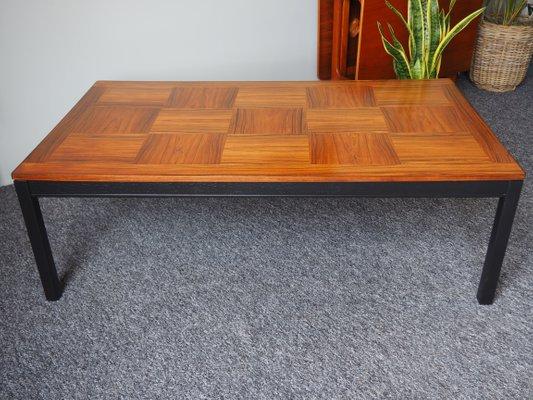Merveilleux Mid Century Norwegian Rosewood Coffee Table From Heggen 1