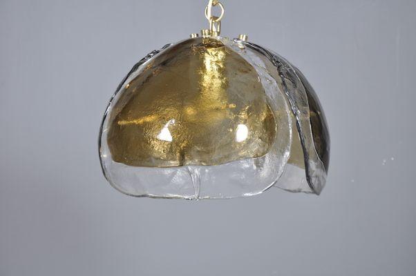 Lampade In Vetro Di Murano : Lampada in vetro di murano di kaiser leuchten anni 60 in vendita