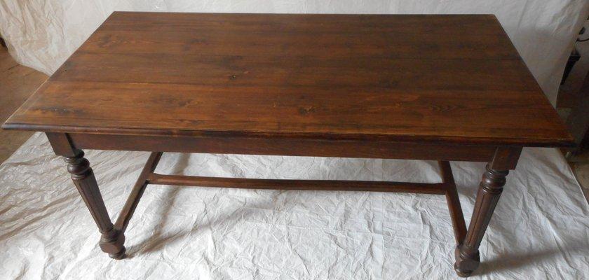 vintage farm table for sale at pamono rh pamono co uk vintage farm tables for sale vintage pine farm table