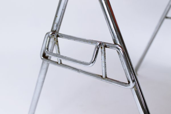 Vintage DSS Stacking Chair by Ray & Charles Eames for Herman Miller
