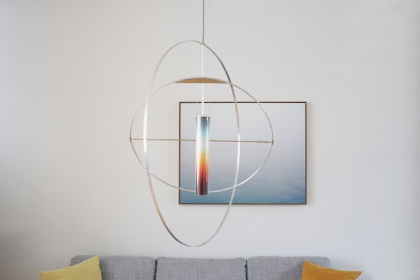 Sunset Adjustable Pendant Lamp By Studio Nina Lieven For Sale At Pamono