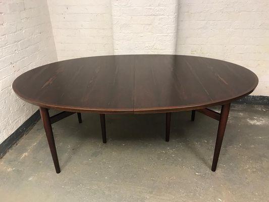 Dining Table Model 212 By Arne Vodder For Sibast Møbelfabrik 1960s 1