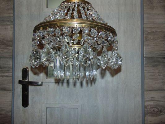 Kronleuchter Glaskristalle ~ Kronleuchter mit glaskristallen von zeleznobrodske er bei