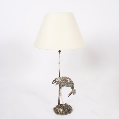 mesa de ST Valentiaños de de 2 grullas de esculturas con Lámparas 60Juego gYb67fy