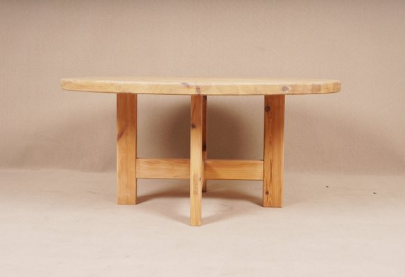 Pine Coffee Table By Roland Wilhelmsson For Karl Andersson Söner 1960s