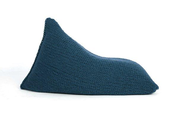 Strange Knitted Woolen Bean Bag From Sanfates Ncnpc Chair Design For Home Ncnpcorg