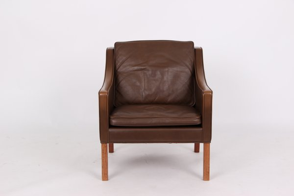 Vintage Sofa And Armchair By Børge