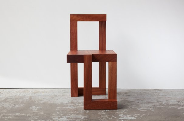 Square Chair By Richard Lowry 1