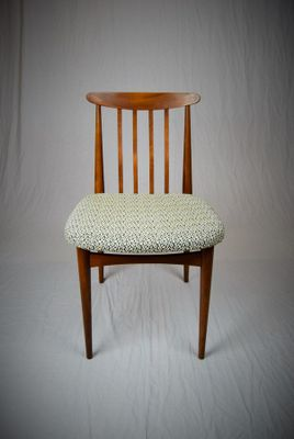 Brilliant Beechwood Dining Chairs 1960S Set Of 4 Pabps2019 Chair Design Images Pabps2019Com