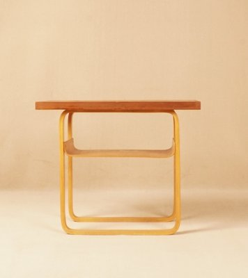 Design Alvar Aalto.Model No 916 Side Table By Alvar Aalto 1930s