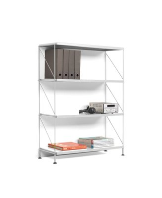 Tria Regalsystem in Weiß von Mobles114 bei Pamono kaufen