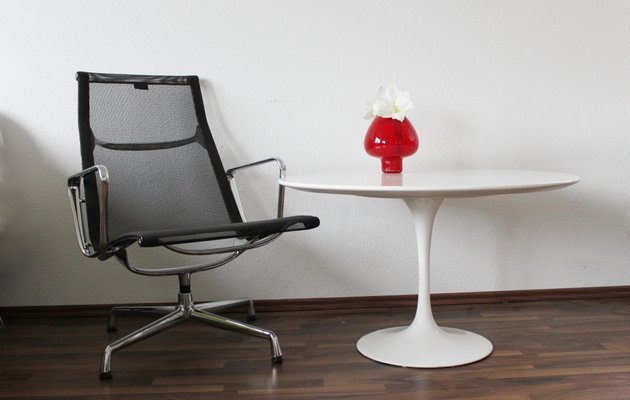 Incredible Vintage Tulip Coffee Table By Eero Saarinen For Knoll International Pabps2019 Chair Design Images Pabps2019Com