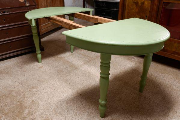 Antique Extensible Table Antique VerteItalie VerteItalie Extensible Table Table cTFKJl31