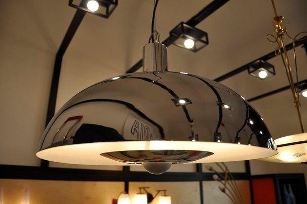 Flos Plafoniere Soffitto : Flos illuminazione binario: plafoniere mini button lampada da