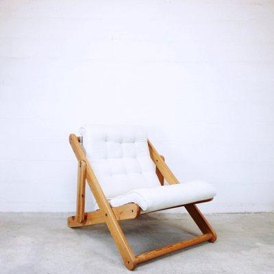 Vintage Kon Tiki Lounge Chair From Ikea 1970s 1