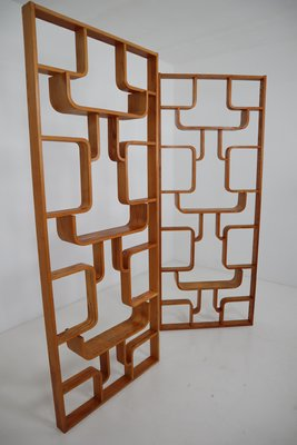 Mid Century Room Divider >> Mid Century Bentwood Room Divider By Ludvik Volak For Thonet 1960s