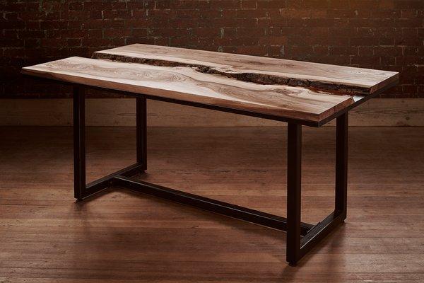 Organic Elm Dining Table By Robin Johnson For Bespoke