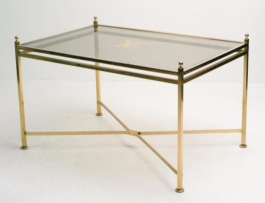 76bf3334 Vintage Display Table from Louis Vuitton