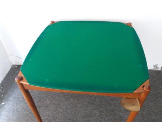 Tavoli Da Gioco Pieghevoli Milano : Tavolo da gioco di gio ponti per fratelli reguitti anni in