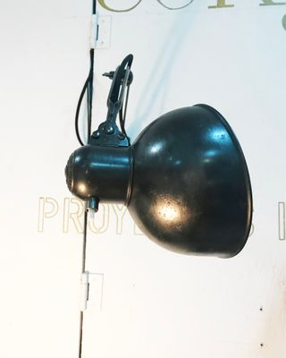 Model 6716 Wall Mounted Lamp by Christian Dell for Kaiser Idell, 1930s