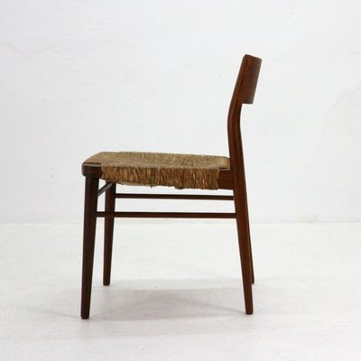 Terrific Model 351 Teak Chairs By Georg Leowald For Wilkhahn 1955 Set Of 4 Inzonedesignstudio Interior Chair Design Inzonedesignstudiocom