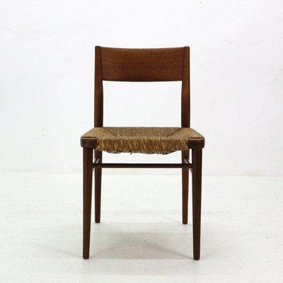 Magnificent Model 351 Teak Chairs By Georg Leowald For Wilkhahn 1955 Set Of 4 Inzonedesignstudio Interior Chair Design Inzonedesignstudiocom