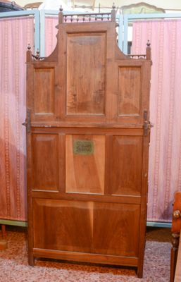 Small Antique Armoire 2